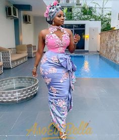 hello ladies we decided to bring you collection of stylish asoebi styles 2019 which includes aso ebi styles 2019 lace,latest aso ebi lace styles Nigerian Lace Styles Dress, Aso Ebi Lace Styles, Lace Gown Styles, Latest Aso Ebi Styles, Ankara Styles, Blouse Styles, African Lace, African Dress, African Shop