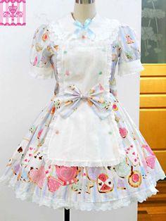 Dream of Lolita Wonder Cookie OP (Limited Edition) http://www.qutieland.com/