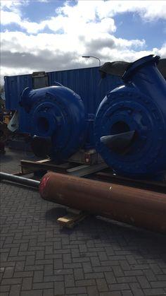 Warman slurry dredge pump for sale