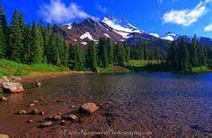 Mount Jefferson Wilderness - Bing Images