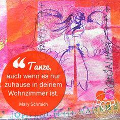 Tanze wild & ausgelassen! #tanzen #dance #wildandfree http://shop.stefaniemarquetant.com/produkt-kategorie/seelenbild/