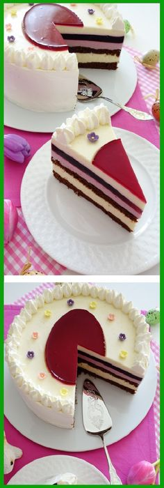 "Les Comparto una IRRESISTIBLE ""TORTA DE PASCUA""  #tortadepascua #pascua #semanasanta #postres #cakes  #comohacer #lomejor #masa  #bread #breadrecipe #pan #panfrances #panettone #panes #pantone #pan #receta #recipe #casero #torta #tartas #pastel #nestlecocina #bizcocho #bizcochuelo #tasty #cocina #chocolate   Si te gusta dinos HOLA y dale a Me Gusta MIREN …"