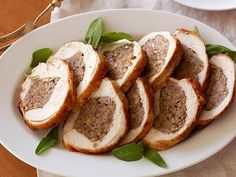 Giada's Stuffed Turkey Breast