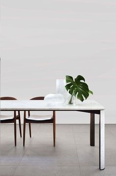 #marble @mg12designSouth Snack Table  North Moment Canteen 6th  Marble Top chrome frame