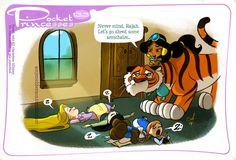 Pocket Princesses 133: Sunbeam Please reblog, do not repost or remove credits! Facebook page