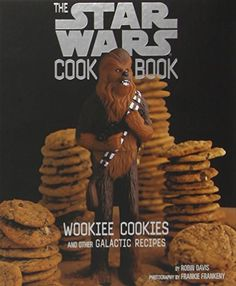 Boba Fett-Uccine and Princess Leia Danish Dos are just the beginning when the Force is with you in the kitchen. Wookiee Cookies is your invitation to fine culinary experiences in the Star Wars frame of mind.