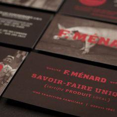 F. Ménard - Branding