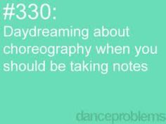 DanceProblems #330 @Katherine Romanchik this has to be you