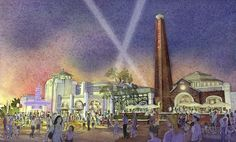 A 1920s era-themed restaurant, bar & nighttime destination is headed to Disney Springs!