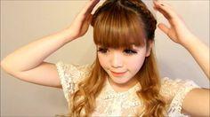 Tutorial: Sweet Hime Gyaru Hair