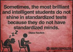 No one wants a standardized mind anyway...                                                                                                                                                                                 More