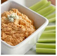 Skinny taste recipes, buffalo chicken dip! This is sooo good!!!