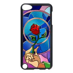 beauty and the beast flower of life glass apple ipod 5 touch case US  16.89. 8247094326509