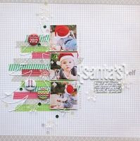 A Project by Melinda Spinks from our Scrapbooking Gallery originally submitted 01/30/13 at 05:30 AM