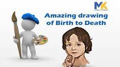 how to draw | Amazing drawing of Birth to Death The goal from this channel to Teach you how to draw with pencil how to draw