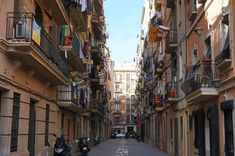 Thanks to its diversity, to its architectural landscape, to its sunny beaches and lively nightlife, Barcelona is one of the best destinations in Europe. Amazing Destinations, Travel Destinations, Antoni Gaudi, Sunny Beach, World's Fair, Beautiful Buildings, Night Life, Playground, The Neighbourhood