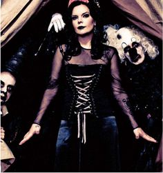 Annette from Nightwish