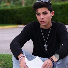 Btw he is from a show called La Banda and his name is Erick Brian Colon Brian Colon, Latin Music, My King, My Boyfriend, Cute Guys, Gq, Dog Tag Necklace, My Love, Celebrities