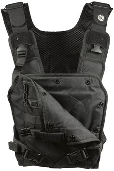 """""""Mission: Critical"""" rugged baby carrier for daddies :)"""