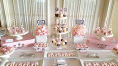 Prepara un tierno y delicado Baby Shower Elefante rosa y gris y sorprende a tus invitados.