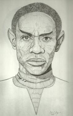 Tuvok by presterjohn1.deviantart.com on @deviantART