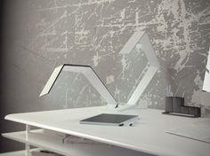 革新的発明と製品情報 » 分岐されたテーブルランプ
