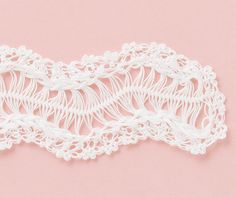 hairpin lace crochet