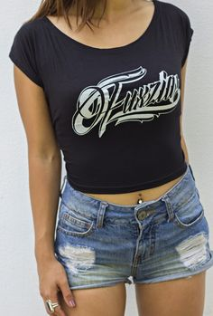 #croptop #fuxzia #urbanclothing #summer #girlsclothing
