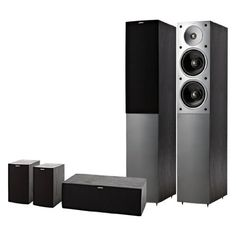 Jamo S 506 HCS 3 Home Theater System by Jamo. $606.88. With more than 750 watts of music power the Jamo S 506 HCS 3 system offers excellent value for money without compromises in design or sound. Give these speakers a listen and compare them to our competitors' products - we promise you will be surprised! If adding a SUB 200 you will get a total music power of 1000 watts. The S 506 has a Waveguide-coupled 25mm/1in tweeter, and 2 x 165mm/6½in midrange/woofers ensure strong an...