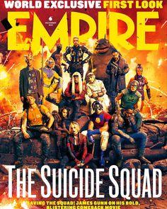 The Suicide Squad Movie 2 Wallpaper Michael Rooker, Jai Courtney, Spiderman, Batman, Viola Davis, Nathan Fillion, Idris Elba, Dc Comics, Funny Comics
