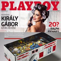 We couldn't be happier to have featured in Hungarian Playboy this month. Doubly happy since our pop-up store and lounge is open from Saturday for London Design Festival Week! http://altars.co/popup/.    #Playboy #LDF #LondonDesignFestival #PopUp #Lounge #Design #Shoreditch #Inspo