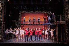 The Cast of Jersey Boys London - Photo by Brinkhoff & Mögenburg
