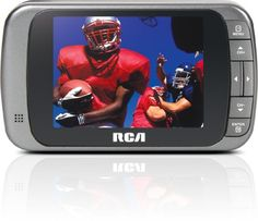 RCA DHT235A 3.5-Inch LED-lit 720p 60Hz TV is great for power outages via http://www.amazon.com/dp/B005GREK8K/?tag=pinterest0e50-20