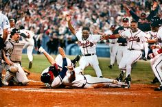 """""""Braves win! Braves win!"""" One of the best calls in Braves history."""