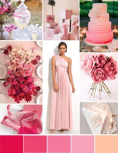 Shades of Pink Bling Wedding, Wedding 2015, Wedding Bells, Our Wedding, Dream Wedding, Marquee Decoration, Garden Birthday, Wedding Inspiration, Wedding Ideas