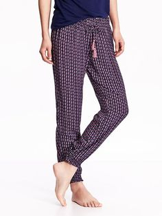 Women's Smocked Soft Pants