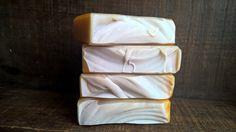 Saffron & Cedar Soap  Palm free soap handmade by HermitageSoapNH