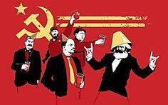 Rir para não chorar: As piadas do comunismo
