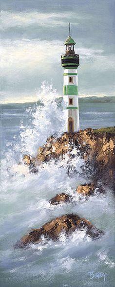Burgy: Lighthouse II 30x70 Wandbild Leuchtturm Meer Küste | Möbel & Wohnen, Dekoration, Bilder & Drucke | eBay!