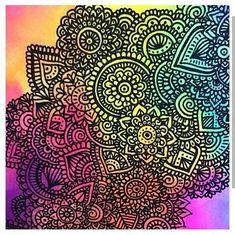 Dani Hoyos Zentangle Art ❤