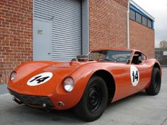 1958 Kellison J4-R Road-Ready Vintage Racer for $42,500!