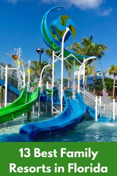 Family Resorts In Florida, Resorts For Kids, Best Family Beaches, Best Family Resorts, Hotels For Kids, Florida Hotels, Family Vacation Destinations, Vacation Resorts, Florida Vacation