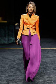 Balmain - Fall 2015 Ready-to-Wear