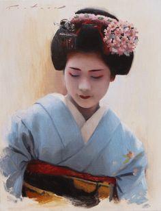Shemale galerie kimono sexy japanese naked
