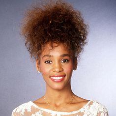 Magnificent Whitney Houston Houston And The 80S On Pinterest Short Hairstyles Gunalazisus