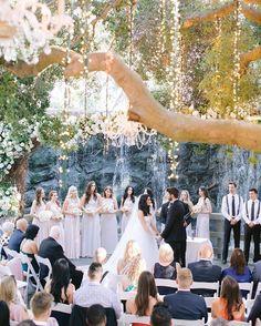 Boda de & Visit for more. Tree Wedding, Wedding Day, Maria Corrigan, Nick Bateman, Tree Lighting, Christian Grey, American Actors, Relationship Goals, Dolores Park