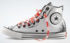 Converse DR. SEUSS Cat in the Hat All Star Chuck Taylor