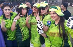 Cricket team supporters