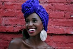 luvyourmane:    Growing up in Africa, the gap between the 2 front teeth was considered to be beautiful…sexy, even. It confuses me now when I hear black women complain about it or talk about their dream to get it closed. I still see it as beautiful…
