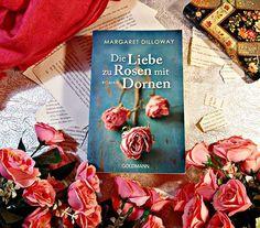 Die Liebe zu Rosen ohne Dornen, noch steht das Buch auf meinem SuB und wartet darauf gelesen zu werden. #Buch #Romn #lesen